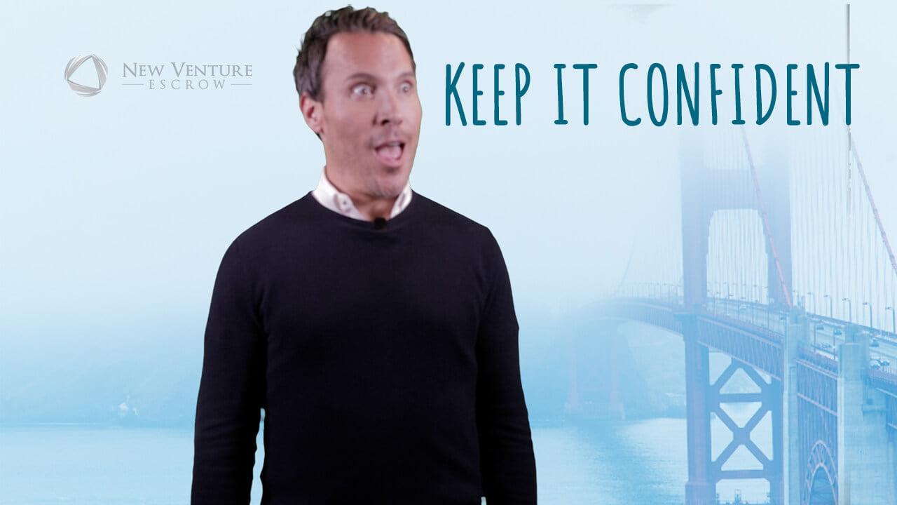 kEEP-IT-CONFIDENT