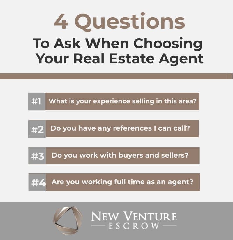 questions to ask your realtor when buying
